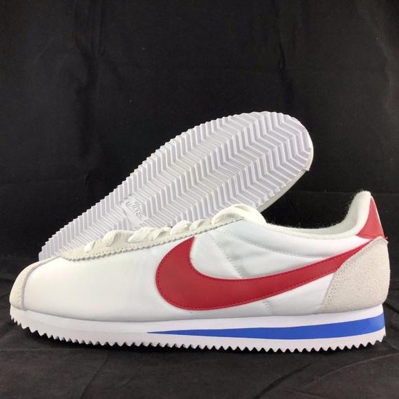 watch a3ab9 d3cad Nike Classic Cortez Nylon PREM QS Forrest Gump